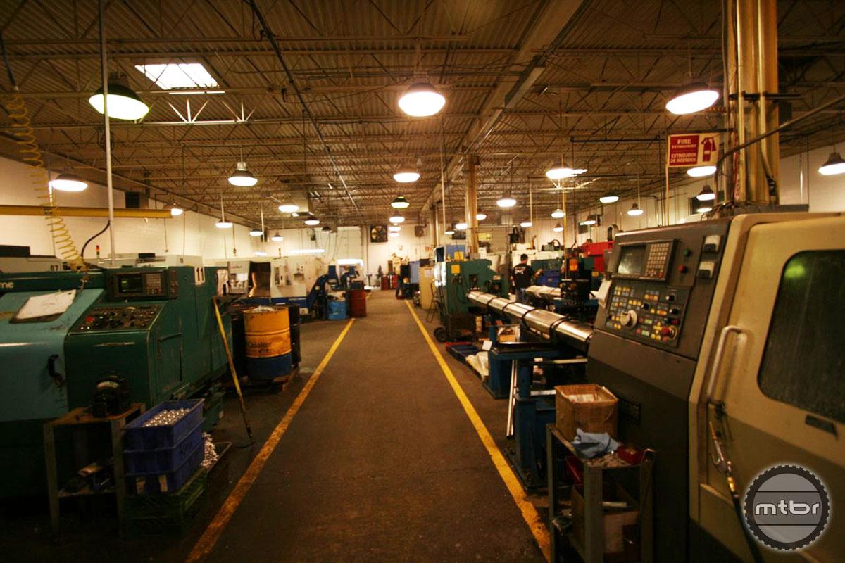 Industry Nine Machine Shop