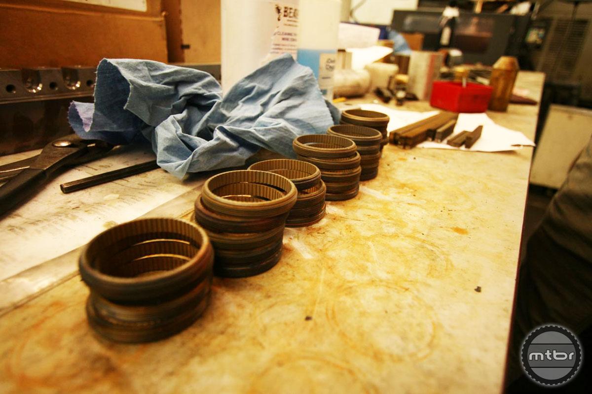 Industry Nine Rings