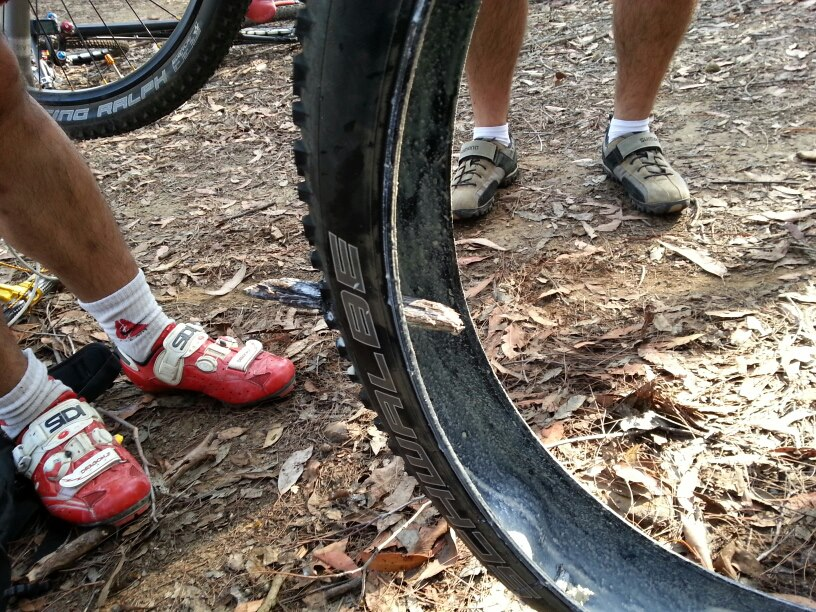 One picture, one line.  No whining. Something about YOUR last ride. [o]-inside-out-blowout.jpg