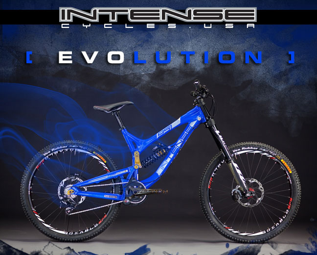 Intense Cycles 951 Evolution