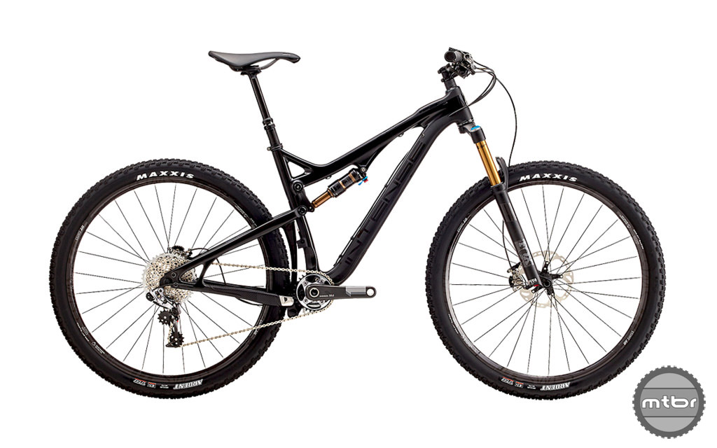 Intense's 130mm take on the 29er trail bike comes in three builds, including the SRAM XX1 spec'd top shelf Factory build.