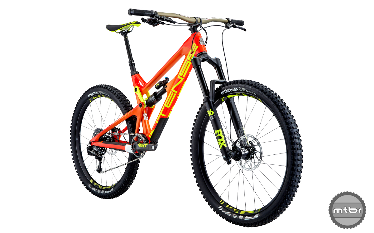Intense Tracer 27.5 2 Pro Red Build 2017