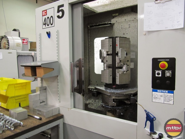 Intense CNC