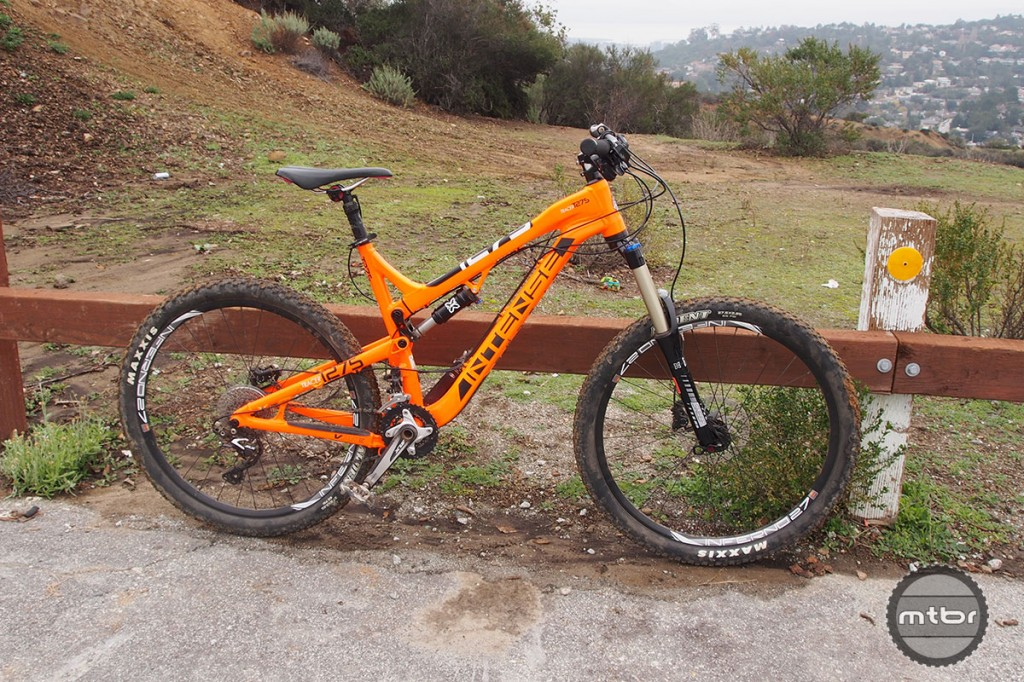 Different manufacturers sell the same fit size frame with significantly different ride characteristics.