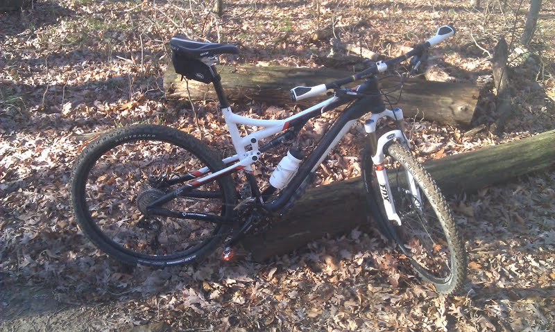 Trek 29er's roll call-inthewoods.jpeg