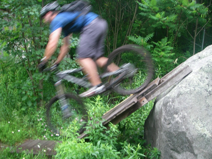 nothing on the jamis forum so post shots doing jumps hucks and what not on your jamis-into-tunnel.jpg