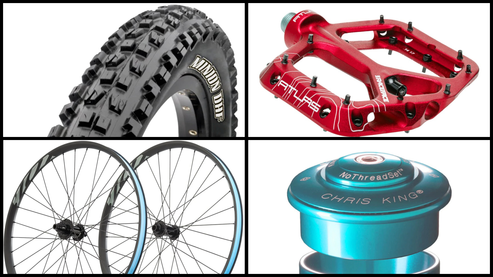 A few key component upgrades can make your old bike feel like new.