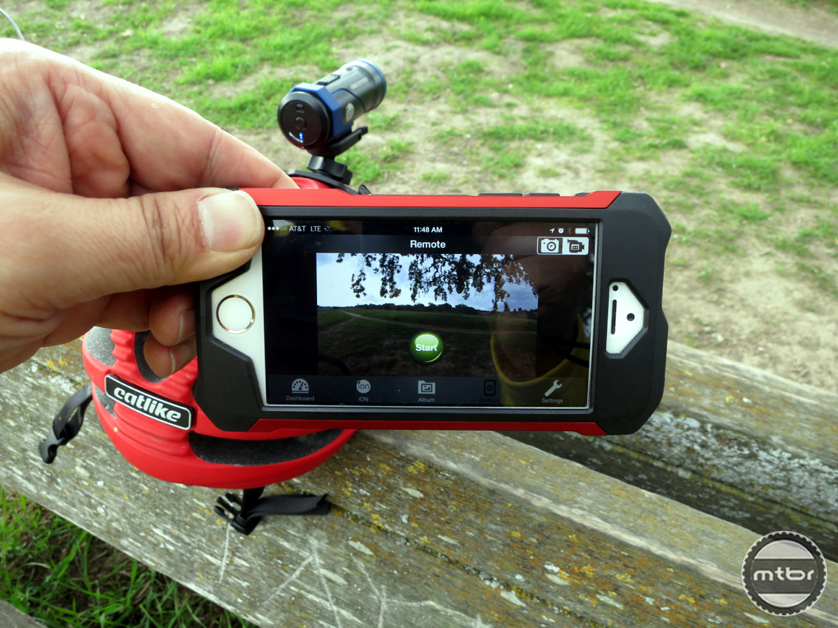 iON Air Pro 3 - Viewfinder