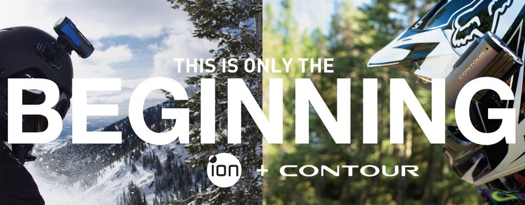 iON - Contour merge