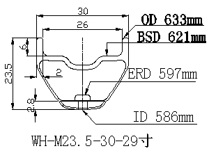 Name:  IP-HR930C 29er geometry.jpg Views: 1404 Size:  38.0 KB