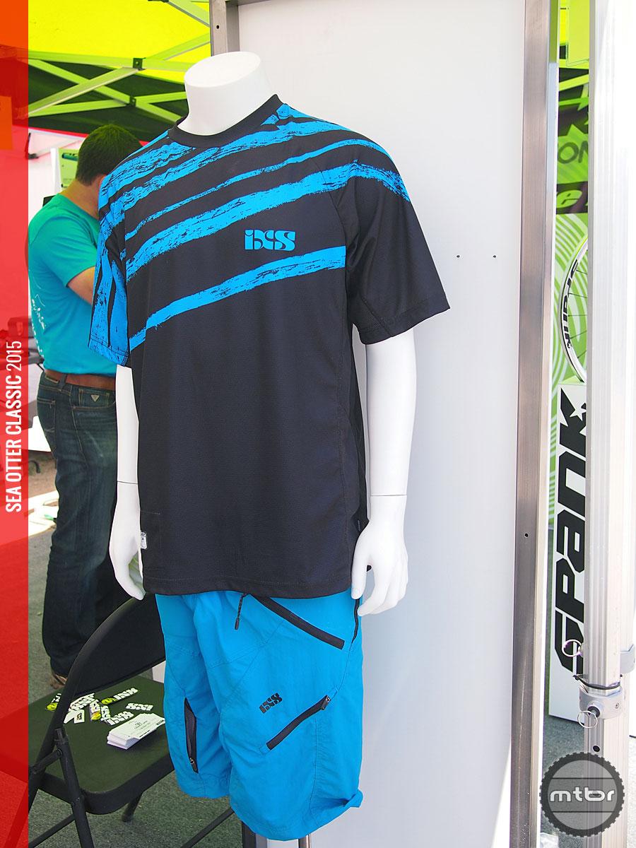 iXS Evus Jersey w/ Viad shorts