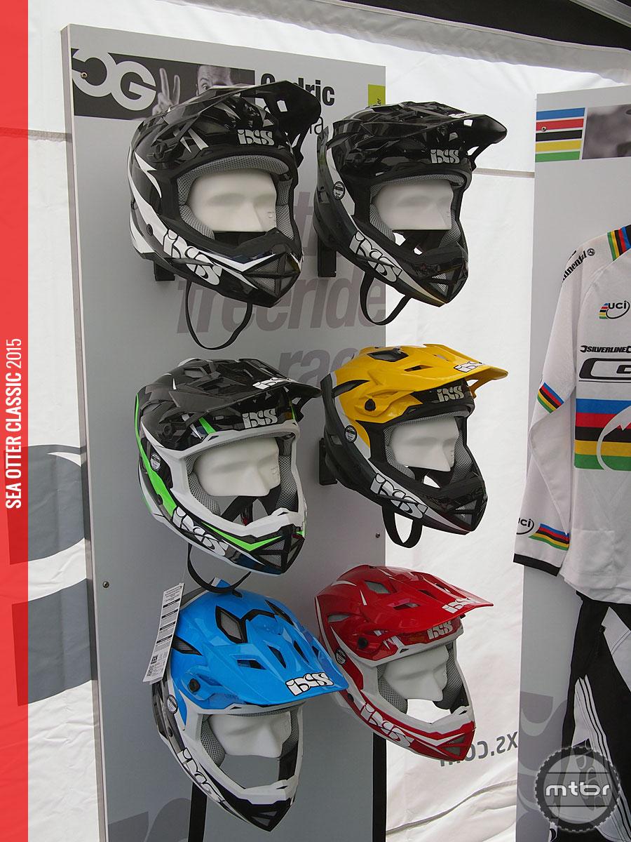iXS - Metis full face race helmet