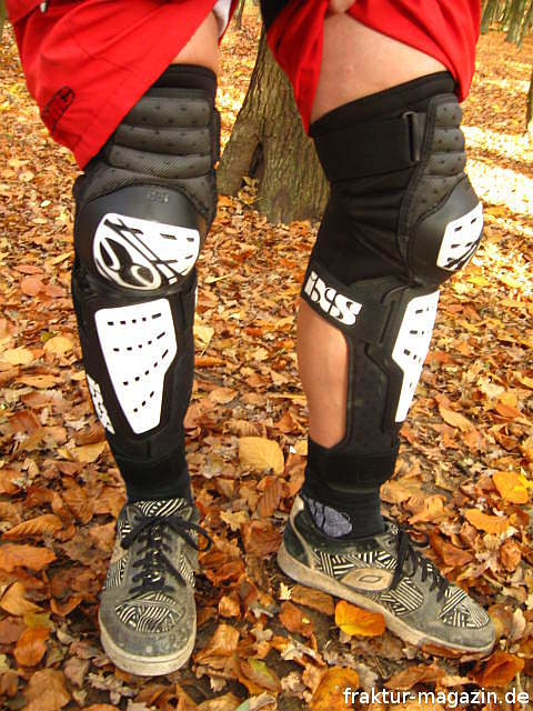 IXS Cleaver knee-shin pads over view // Crash tested, many times-ixscleaver_01.jpg