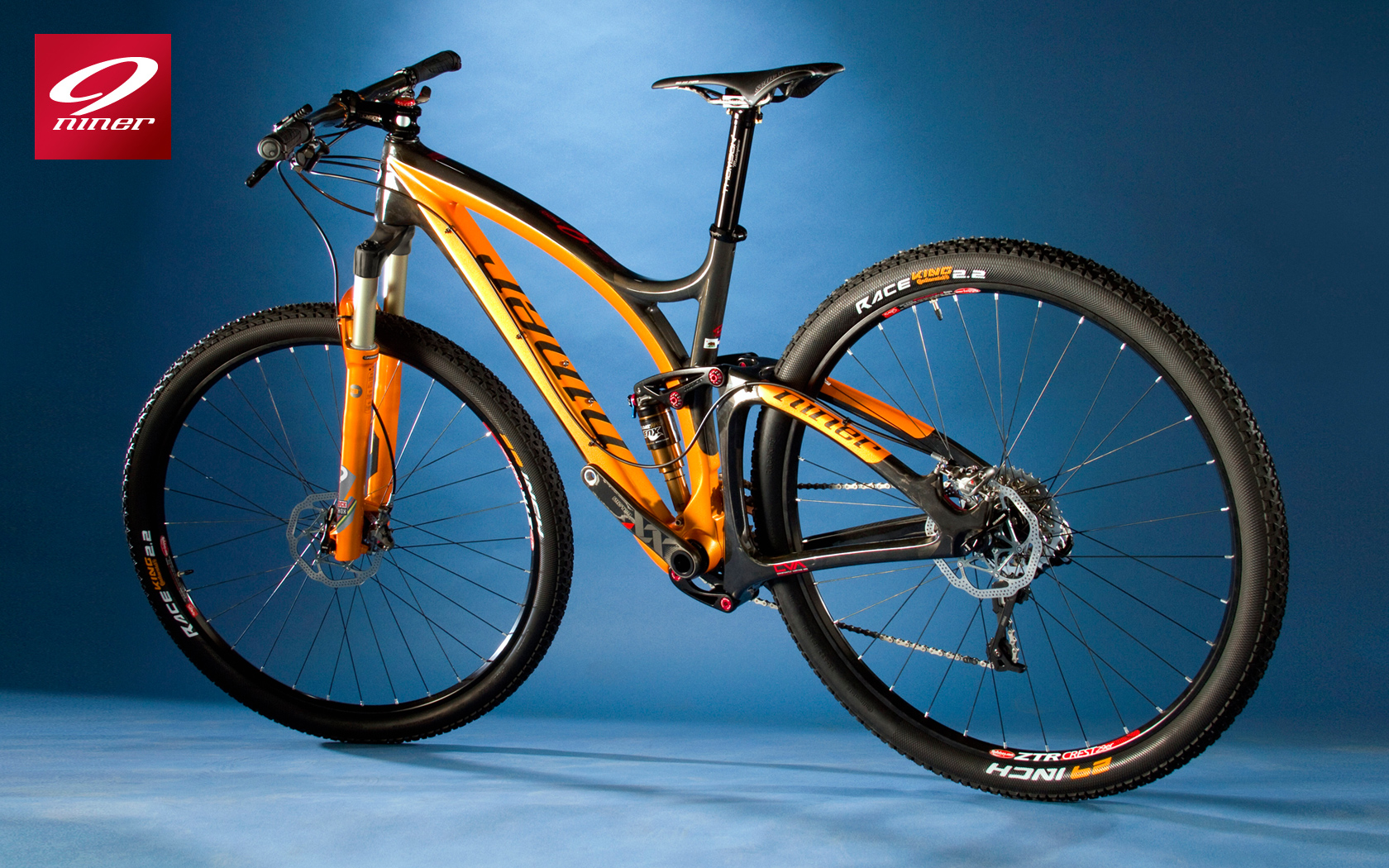 Niner Bikes - New JET 9 RDO orange and black