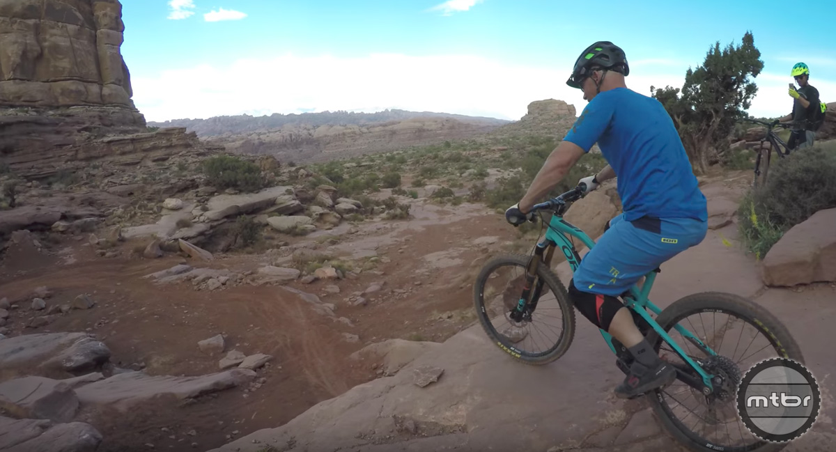 Follow Cam: Jackson's Trail, Moab, Utah