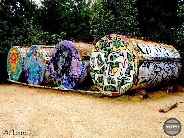 January 2007 UC Santa Cruz Tanks