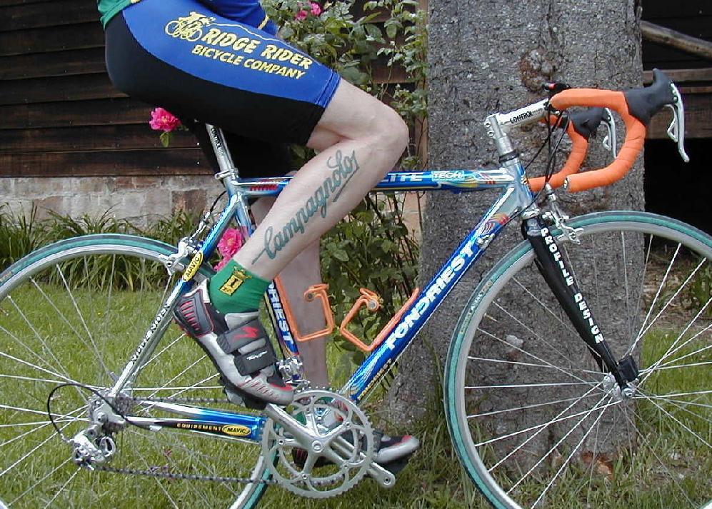 Cycling Tattoo Gallery Mtbr Com