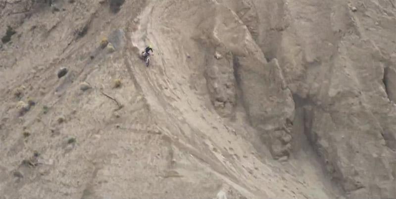 James Doerfling - big mountain riding