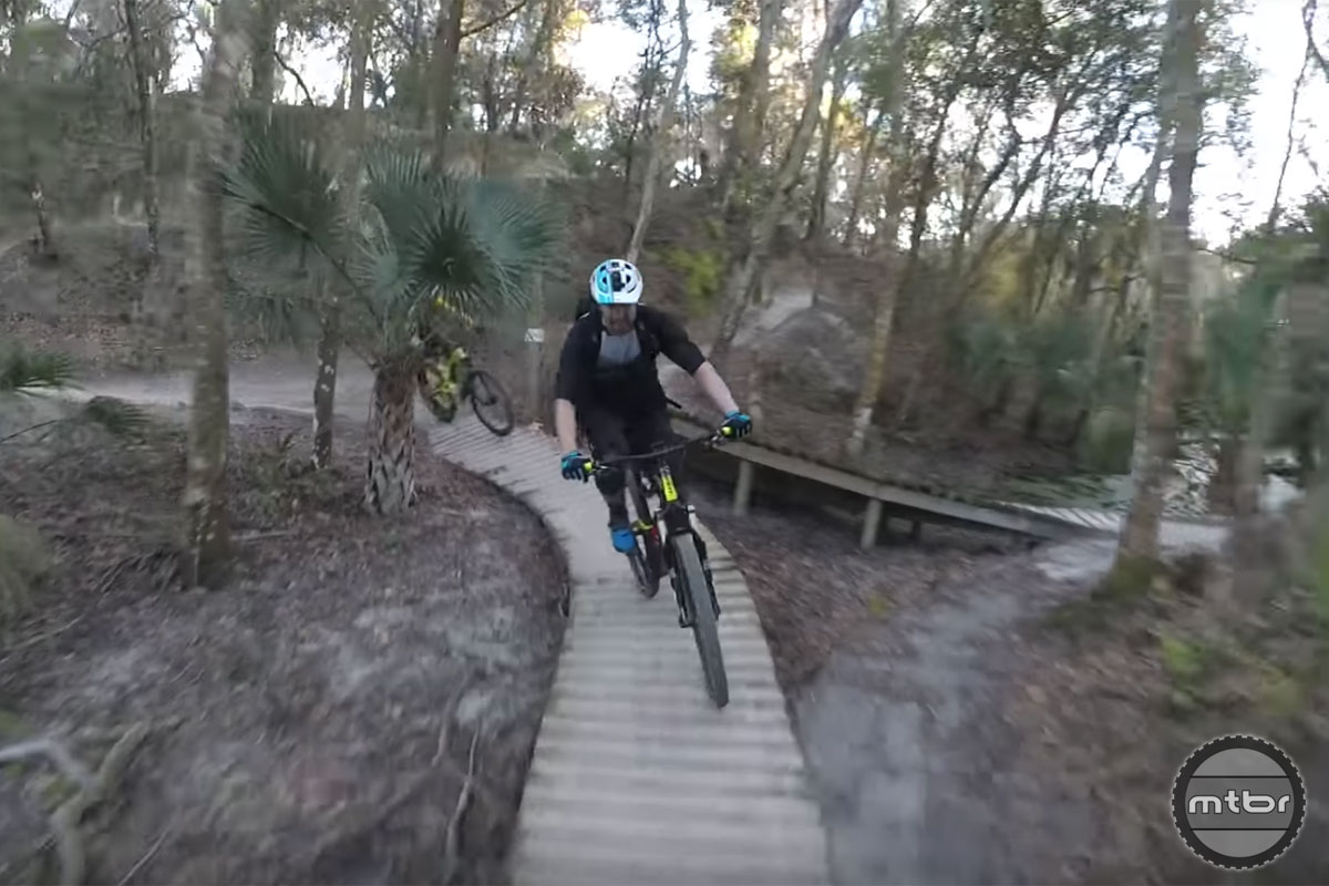 Jeff Lenosky and Jeff Kendall-Weed shred Florida