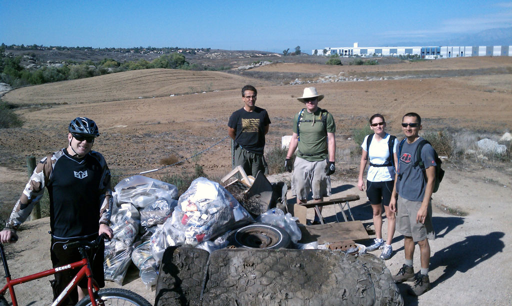 Press/News: Trail clean-up day success in Sycamore-jenson-cleanup-sycamore.jpg
