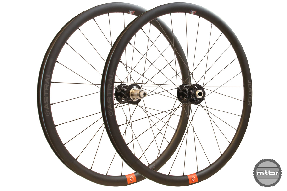 Astral expands wheelset offerings