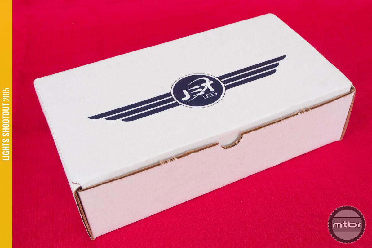 Jet Lites F3 Box