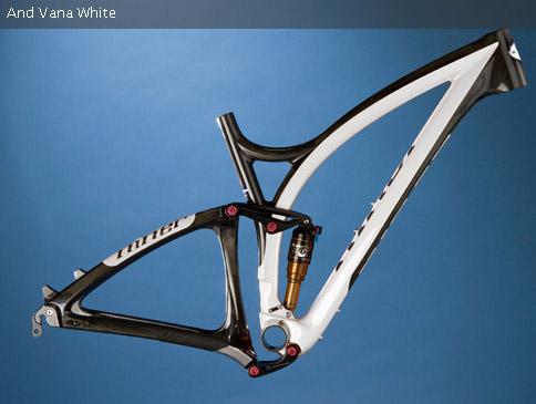 Niner JET 9 RDO - frame-white