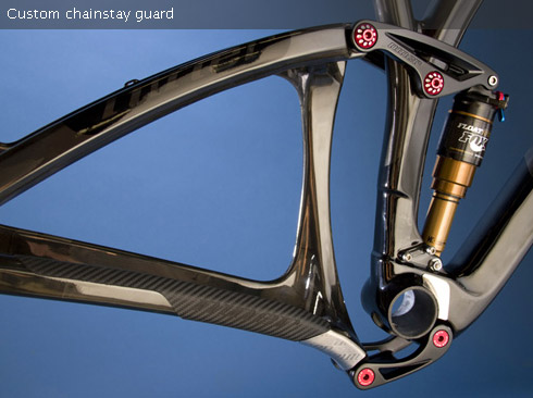 Niner JET 9 RDO - rear triangle
