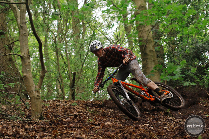 Joe is a UK based cow farmer who happens to know a thing or two about cornering.