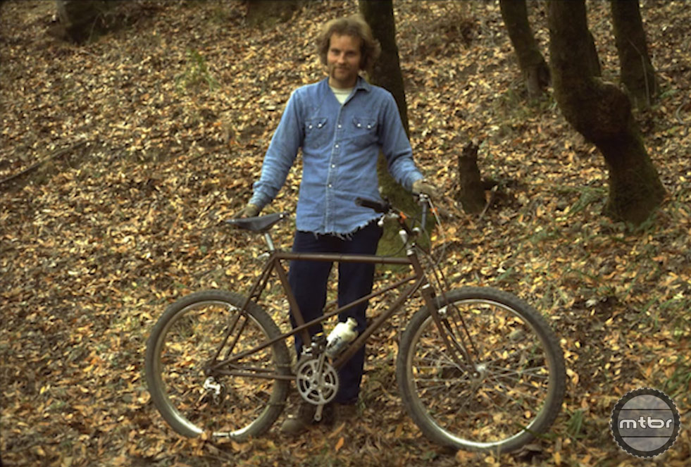 On his first ride on Breezer No. 1, Joe won the famed Repack Downhill.