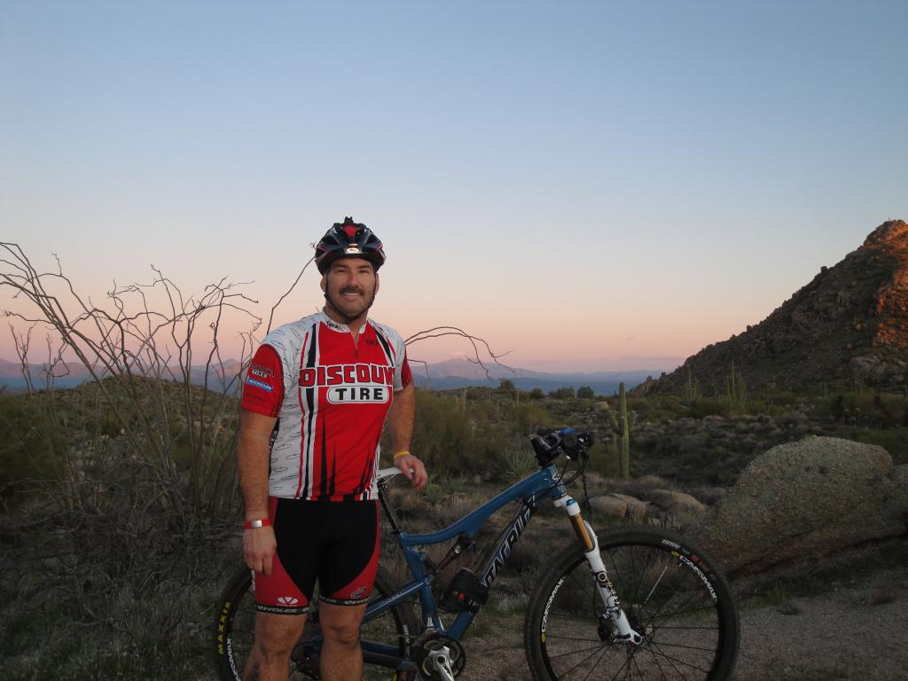 Todays P & D ride-johnnys-new-bike.jpg
