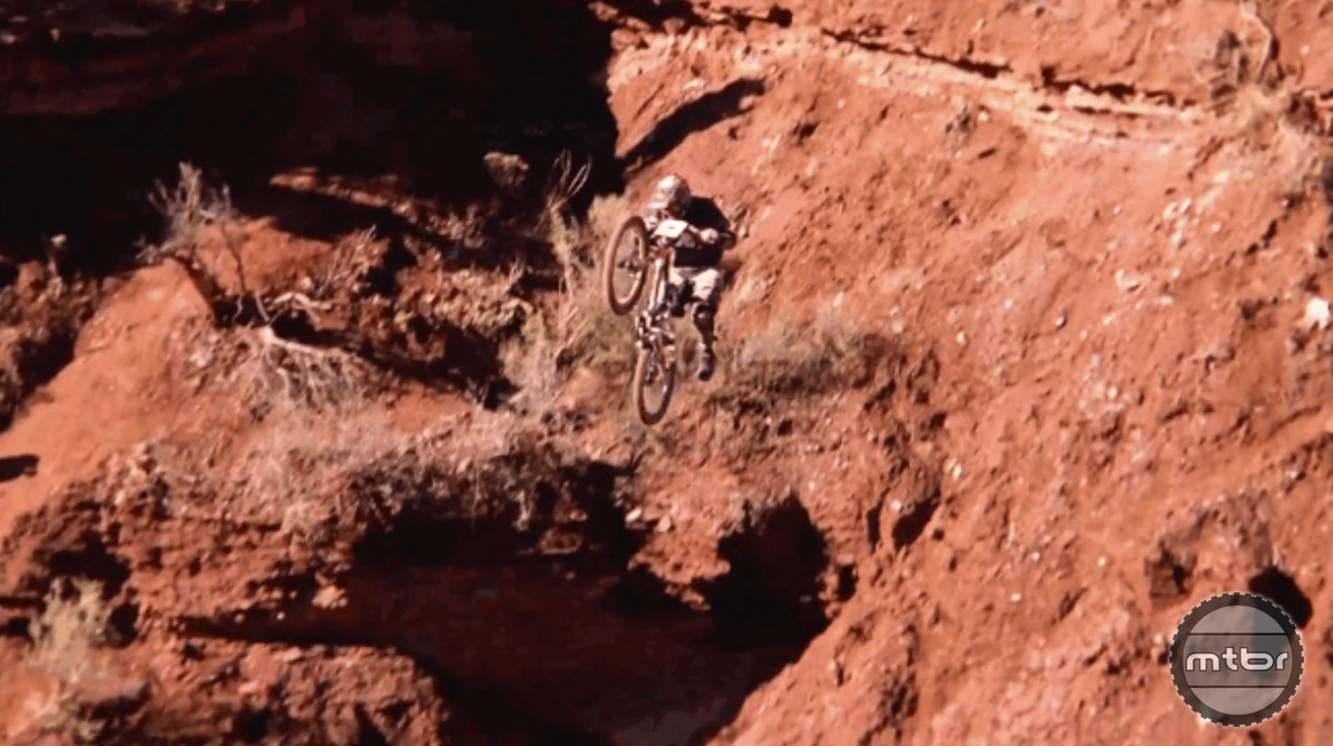 In recent years, Josh Bender has helped build the Rampage course and acts as one of the judges.