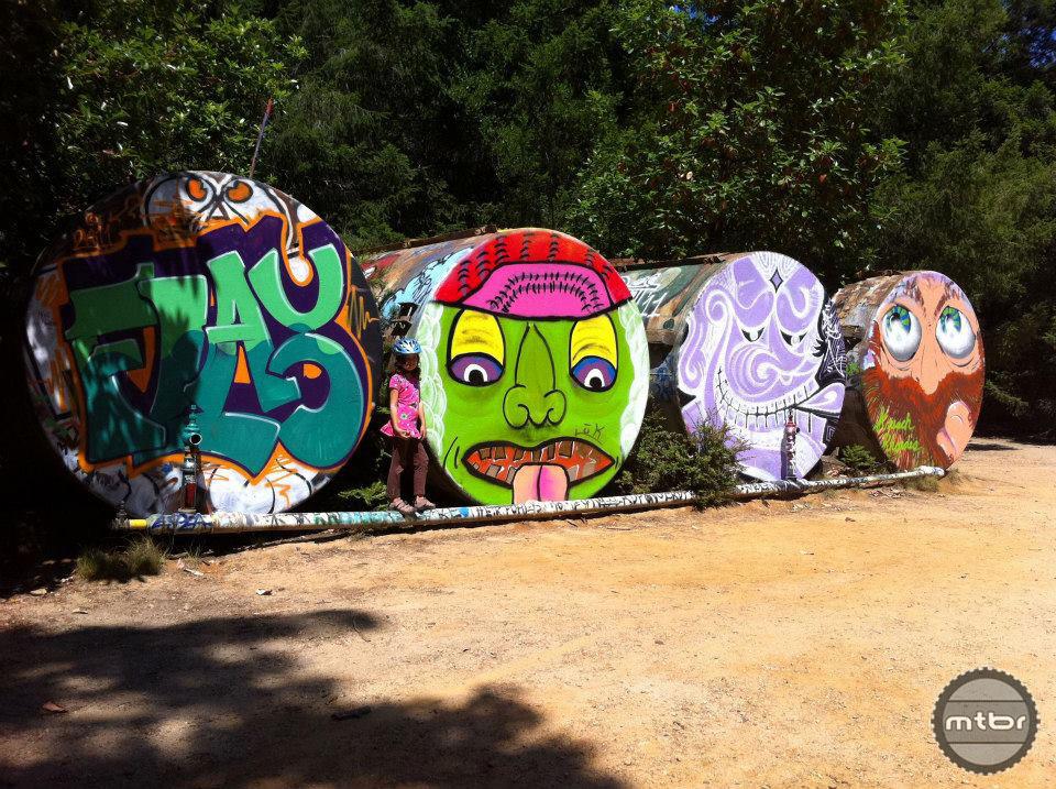 July 2011 UC Santa Cruz Tanks