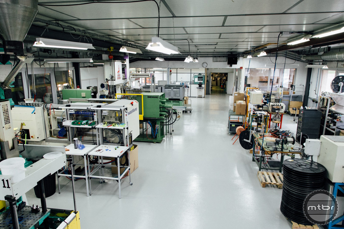 Julbo Factory Tour