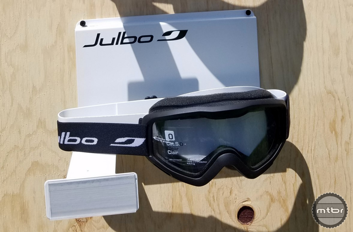 Julbo 2018 Bang Goggle Clear Lenses