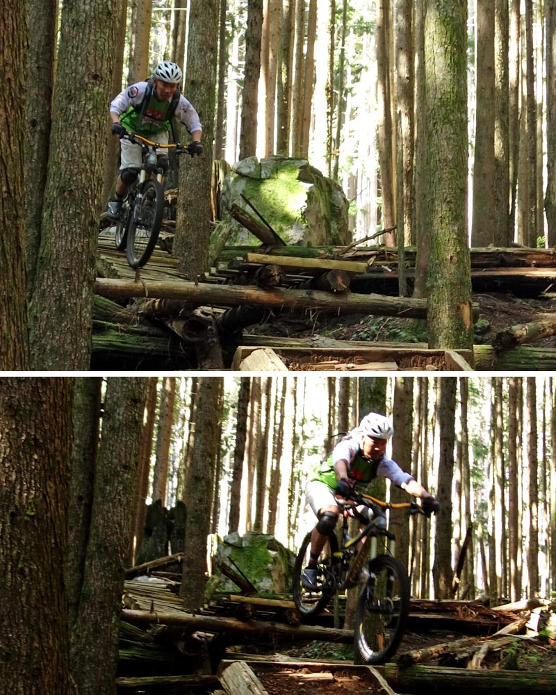 Norco Range Fromme Jump