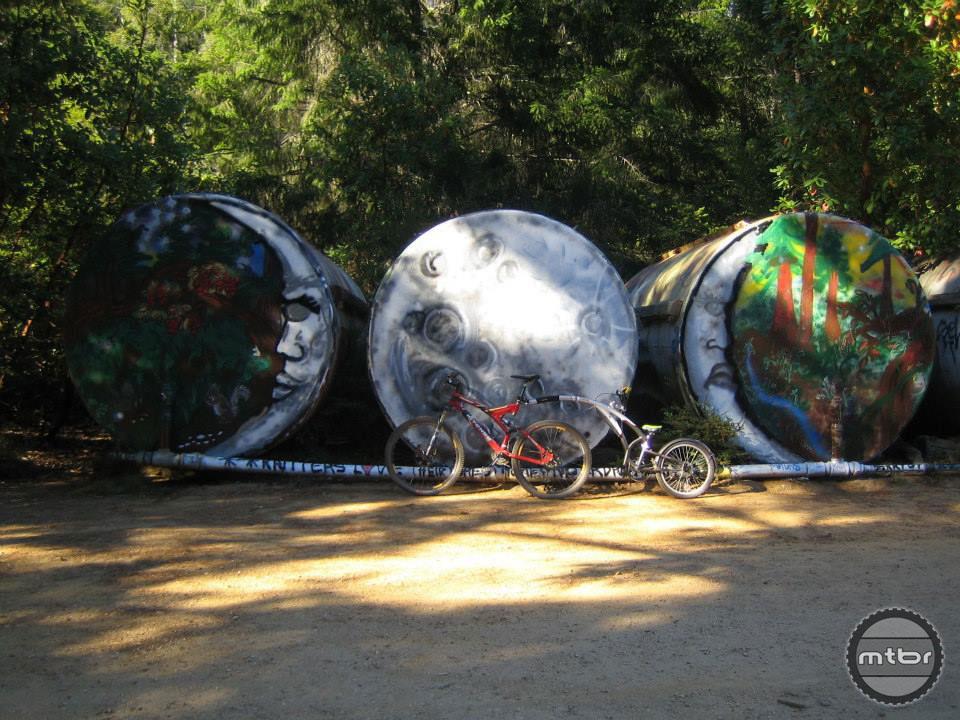 June 2007 UC Santa Cruz Tanks