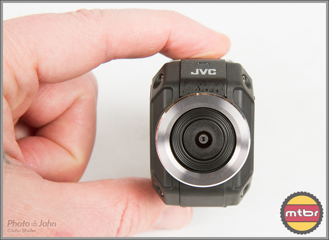 JVC Adixxion POV Camera - 170-Degree Wide-Angle Lens