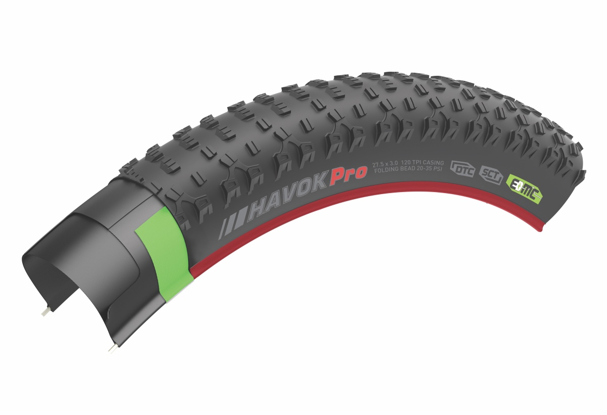 Kenda all in on e-bike tires