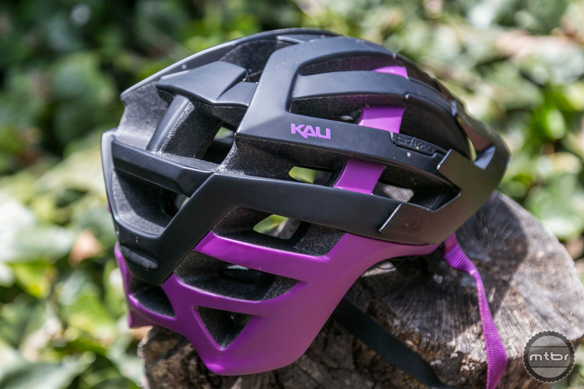 With a retail price of $180, Kali is aiming at the premium end of the trail segment.