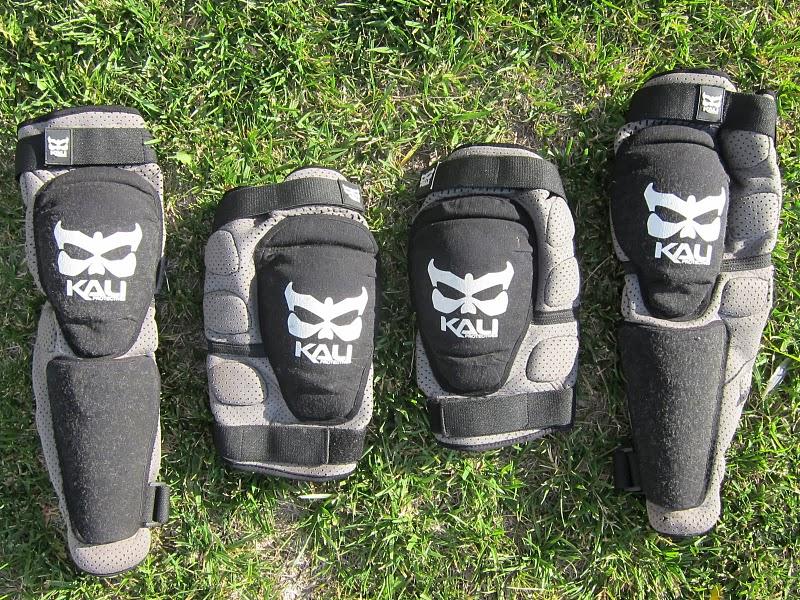 Kali AAZIS Armor Review | Mountain Bike Reviews Forum