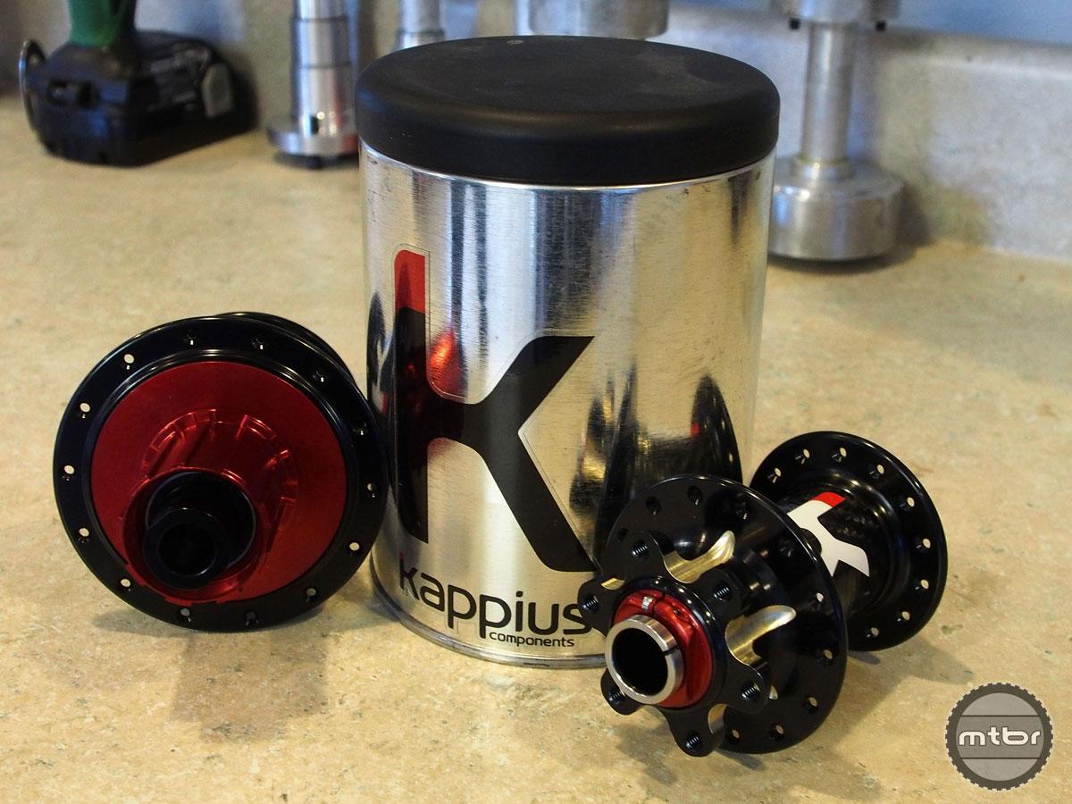 Kappius Components Tour