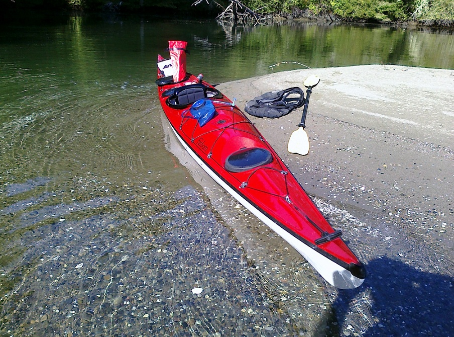 Glad to have been gone the last couple weeks: Photo Heavy!-kayak-fish-small.jpg