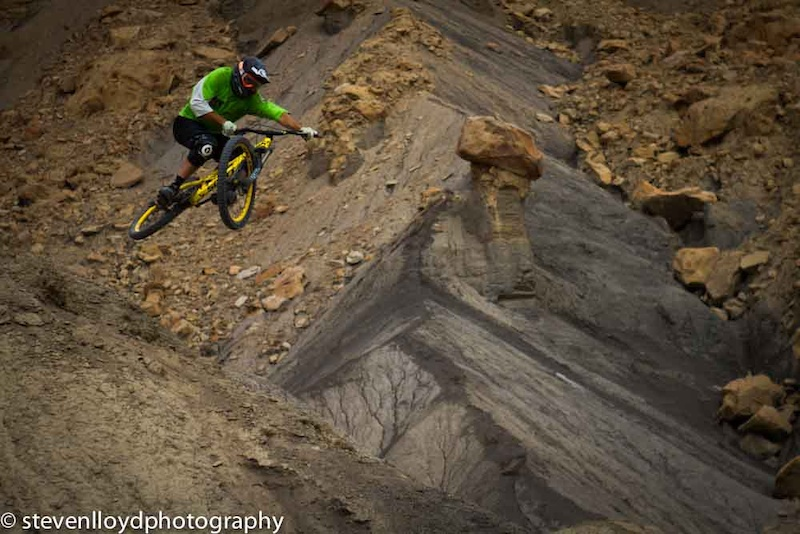 KC Deane - Southern Utah Freeride Action