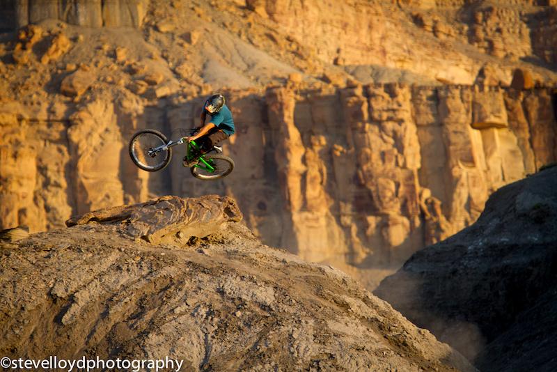 KC Deane - Tabletop In Green River, Utah