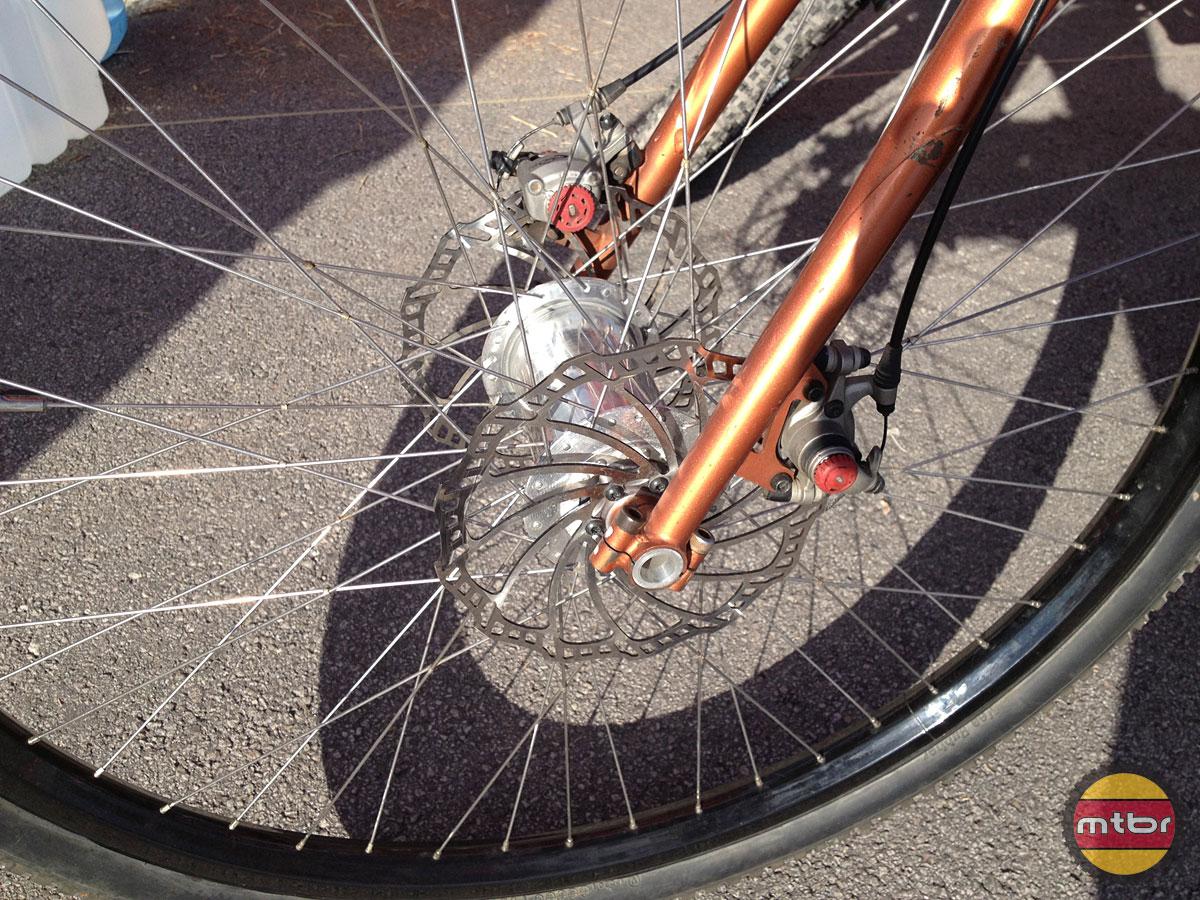 """Keener 36"""" Wheeled Bike"""