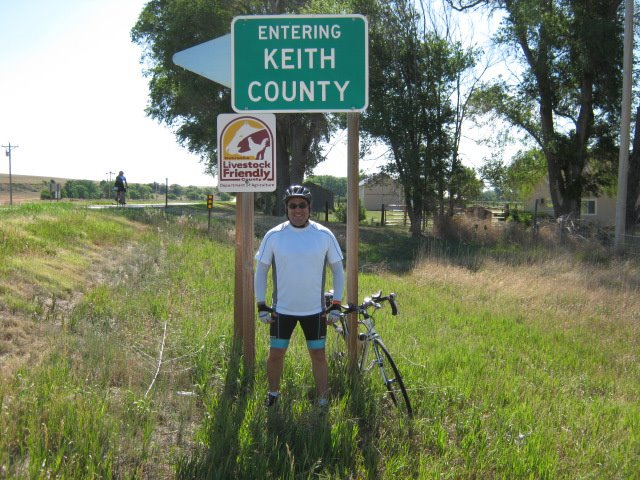 Riding my cyclocross on a 7 day road ride - any suggestions to improve the ride?-keith.jpg