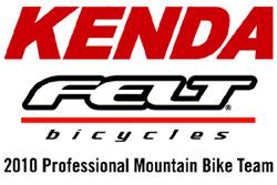 Kenda_Felt_MTB-Team_logo