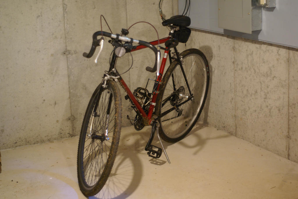 Lets see your unique MTB storage methods...-kick-stand.jpg
