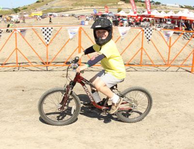 kid racing